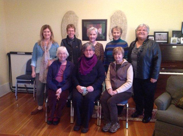 Companioning Volunteers and Staff Group - Oceanside Hospice Society